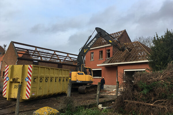Grondwerken-Cooreman-afbraakwerken-containerverhuur-Oost-Vlaanderen_8